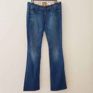 Rich & Skinny Blue Heaven Low Rise Jeans Tall Size